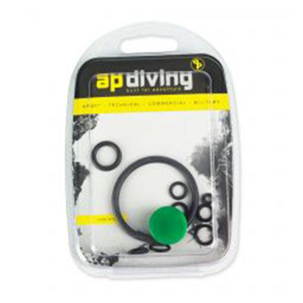 Kit Joints pour Inflateur/MAV Oxygène Faux Poumons Dorsaux AP Diving(RBV05B/1)