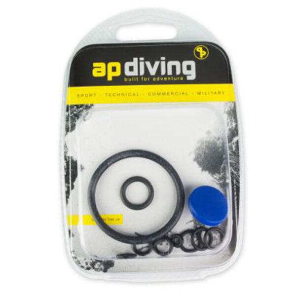 Kit Joints pour Inflateur/MAV Diluant Faux Poumons Dorsaux AP Diving(RBV05B/1)